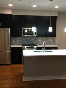 Kitchen remodeling in Lakeview, Chicago