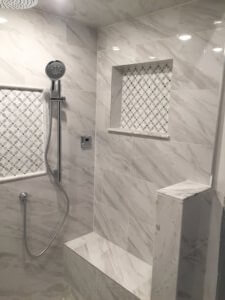 Bathroom remodeling in Lakeview, Chicago